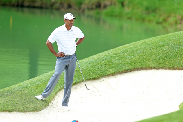 Tiger Woods at Memorial Tournament 2013: Day 3 Recap and Twitter Reaction