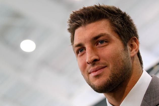 Tim Tebow Is to Football What Michael Jordan Was to Baseball