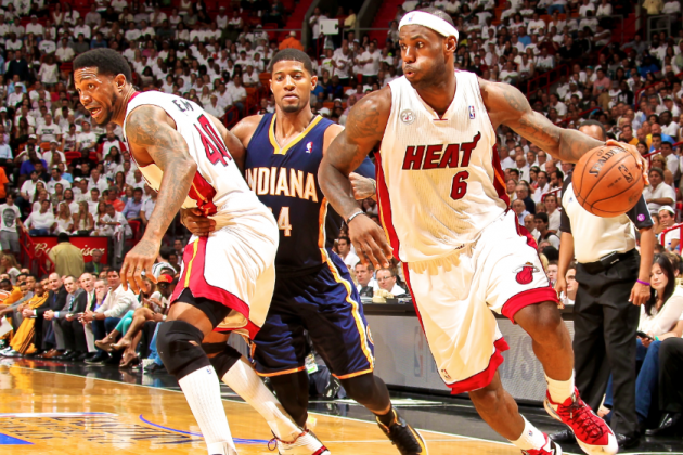 Miami Heat Just Play Harder, Better, Faster, Stronger Than Everyone Else