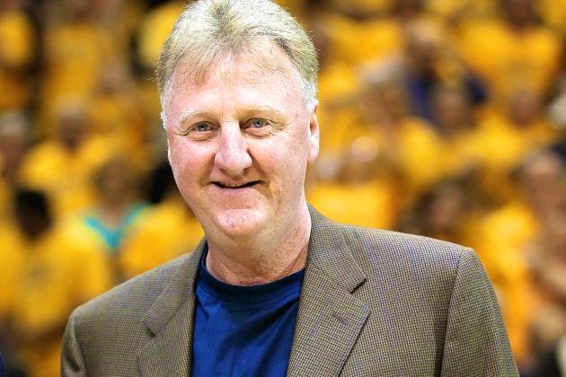 Sacramento Kings Wanted Larry Bird as GM