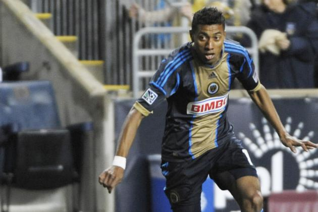 Kleberson Leaves Match vs. Toronto with Quad Injury