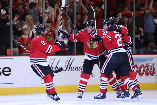 Los Angeles Kings vs. Chicago Blackhawks Game 1: Live Score, Updates & Analysis