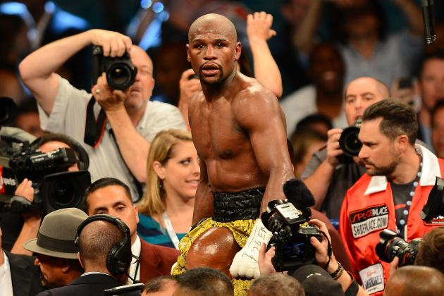 Floyd Mayweather vs. Saul Alvarez: Floyd Haters Will Blame the Catchweight