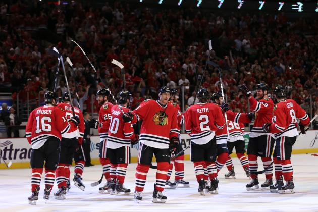 LA Kings vs. Chicago Blackhawks: Game 2 Preview, TV Info and Predictions