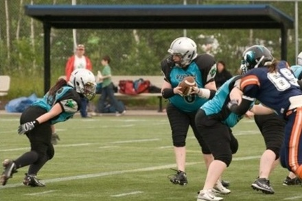 Jenny Miller a Franchise Player for MWFL's Moncton Vipers