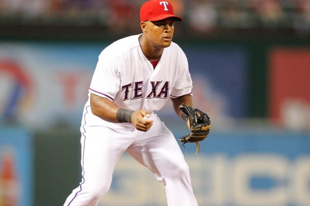 Beltre Day-to-Day with Hamstring Tightness