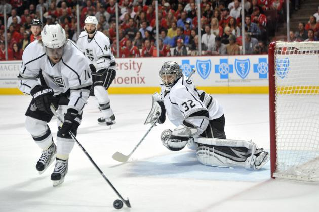 Kings vs. Blackhawks: Los Angeles' Playmakers Can't Snooze Any Longer
