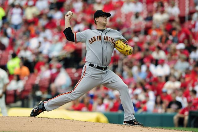 San Francisco Giants Starting Pitching Exposed in Sweep by St. Louis Cardinals