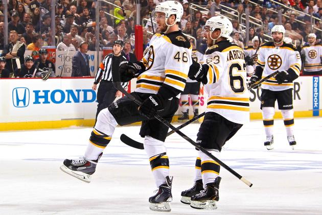 Boston Bruins vs. Pittsburgh Penguins Game 1: Live Score, Updates & Analysis