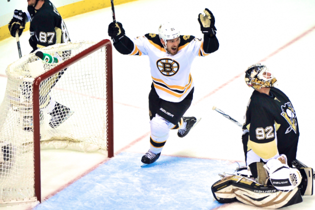 Bruins vs. Penguins Game 1: Score, Twitter Reaction and Analysis