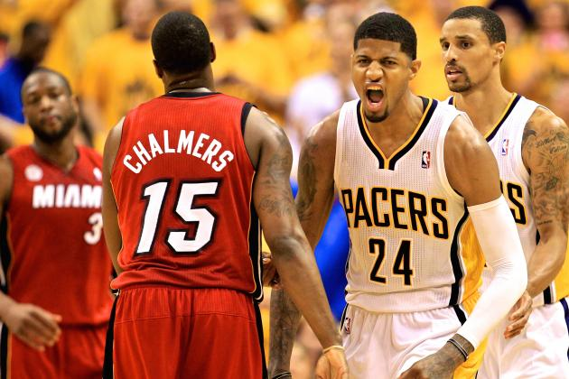 Miami Heat vs. Indiana Pacers: Game 6 Score, Highlights and Analysis