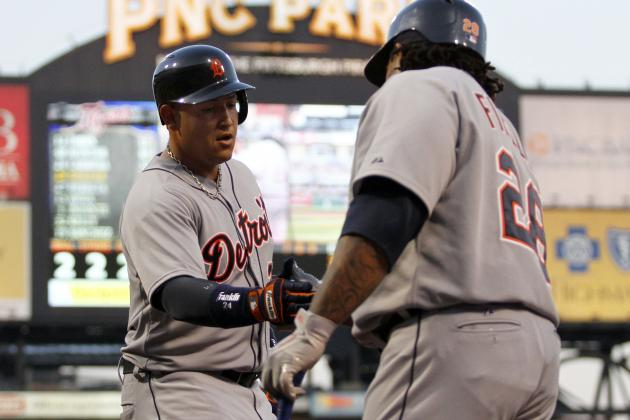 Tigers' Miguel Cabrera Had Quite a May -- and June's off to Good Start, Too