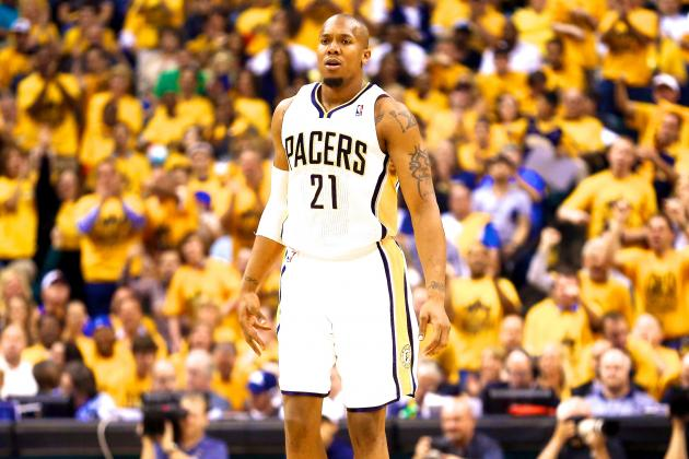 David West Reportedly Played Game 6 vs. Miami with 103-Degree Fever