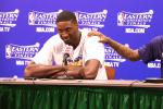 Hibbert Fined $75K for Gay Slur, F-Bomb in Presser