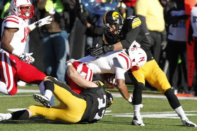 Iowa Football: Over/under 2013 Win Total Prediction for Hawkeyes