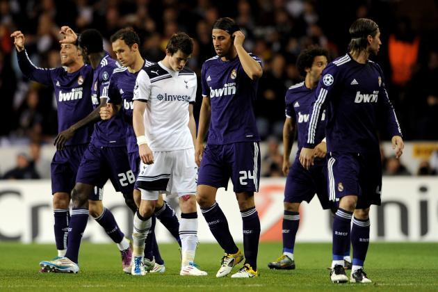 Tottenham Hotspur: Gareth Bale Faces Contract Dilemma as Real Madrid Lurk