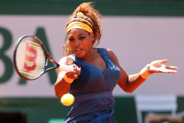 Serena Williams Defeats Roberta Vinci to Advance to Quarterfinals at French Open