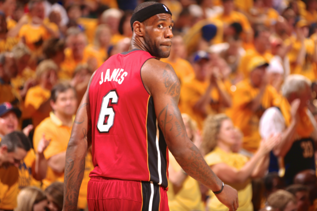 Have the Miami Heat Really Turned into LeBron James' Cleveland Cavaliers?