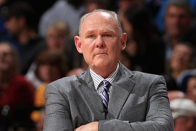 George Karl's Job Status in Jeopardy?