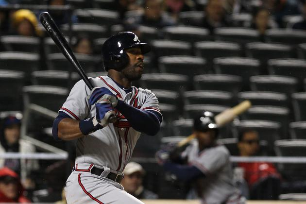 Jason Heyward out of Lineup vs. Nationals