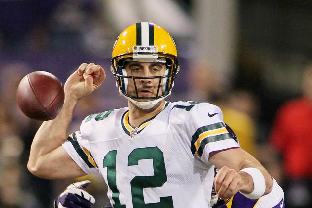 Q&A with Aaron Rodgers: QB Considers His Legacy, Green Bay's New Offense