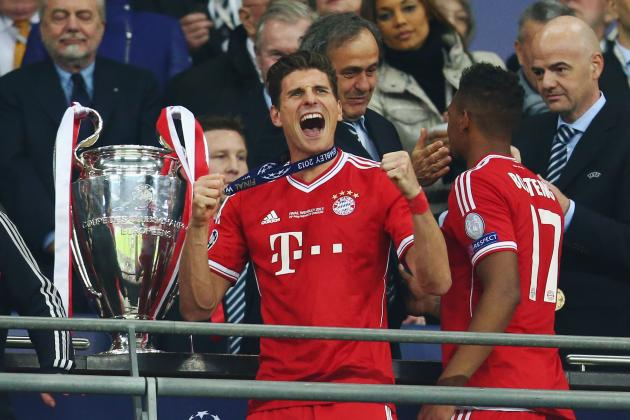 Would Mario Gomez Be a Smart Summer Signing for Chelsea?