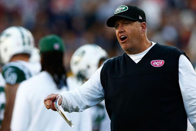Sack-Luster: Jets, Ryan Trying to Revive Defensive Pressure on Opposing QBs