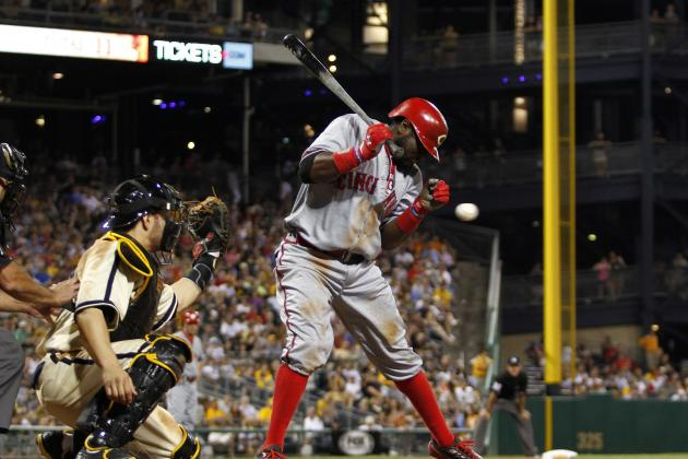 '3 or 4 Days' for Brandon Phillips