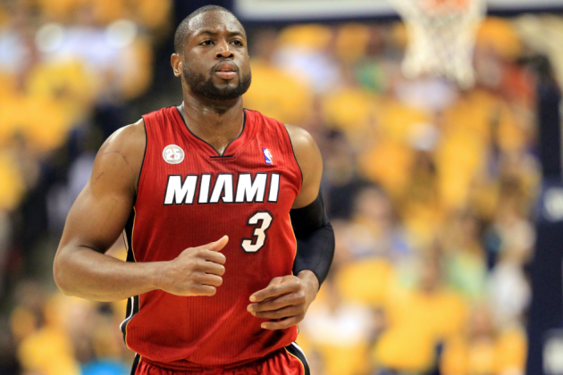 Dwyane Wade Says He and Chris Bosh Deserve Bigger Roles Alongside LeBron James