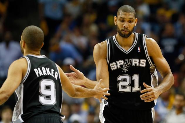 NBA Finals 2013: How San Antonio Spurs Match Up with Both Heat and Pacers