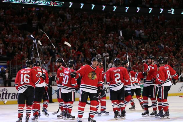 Stanley Cup Playoffs 2013: Analyzing the Western Conference Final After Game 1