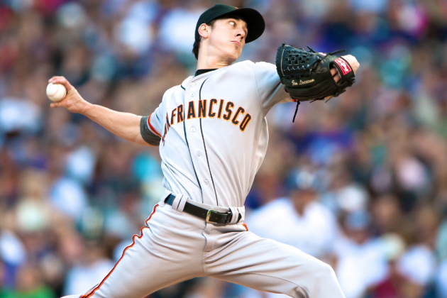 Tim Lincecum Says He's Open to Pitching from Bullpen in the Future