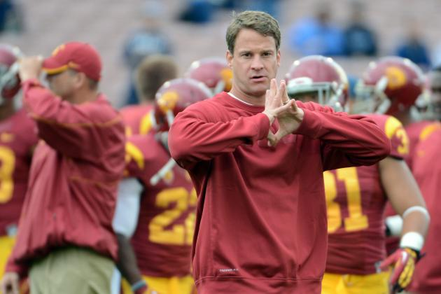 USC Football: Over/Under 2013 Win Total Predictions for the Trojans