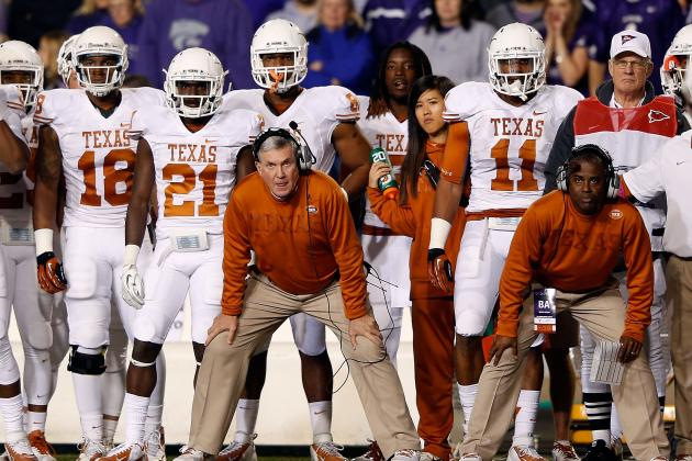 Texas Football: Over/Under 2013 Win Total Predictions for the Longhorns