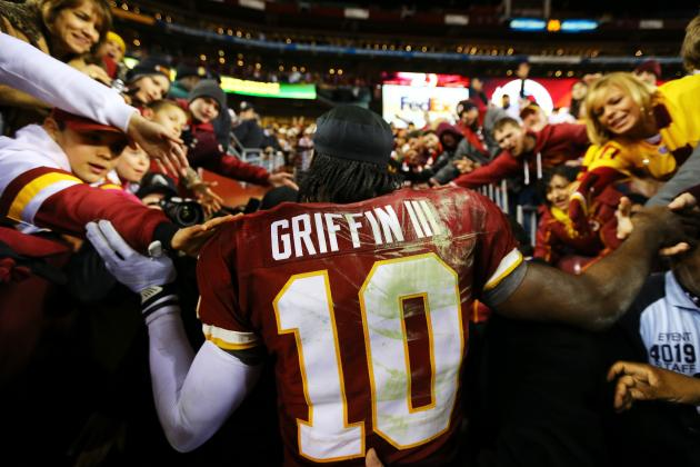 Washington Redskins: Donovan McNabb Offers RGIII the Advice He Never Asked for