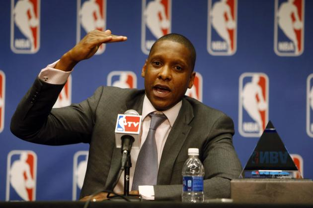 Can Masai Ujiri Fix the Toronto Raptors?