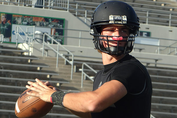 Quarterback Signee Cody Thomas Faces a Big Decision