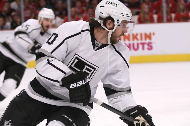 Mike Richards 'fine' for Game 2 as Blackhawks-Kings Gets Nastier