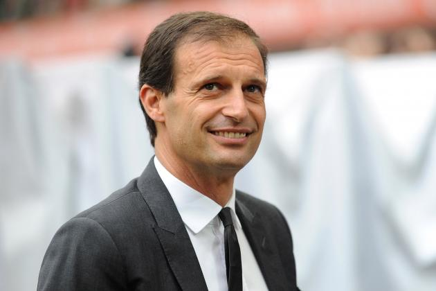 Massimiliano Allegri Will Officially Remain with AC Milan