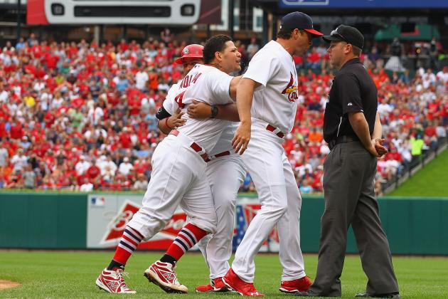 San Francisco Giants Salvage Finale of Series with St. Louis Cardinals