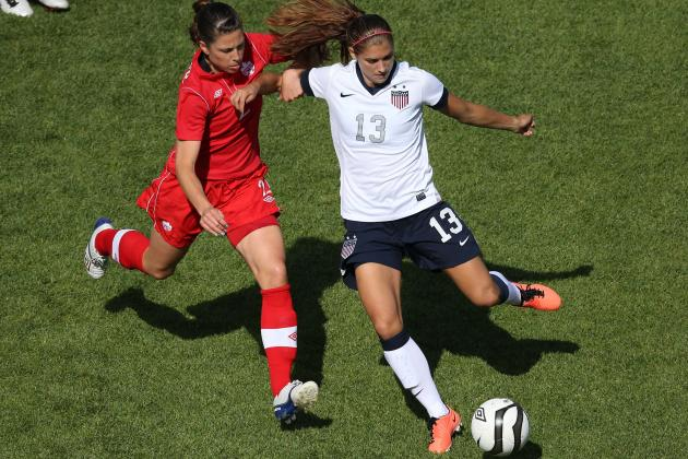 USA vs. Canada: Score, Grades and Post-Match Reaction for Women's Match