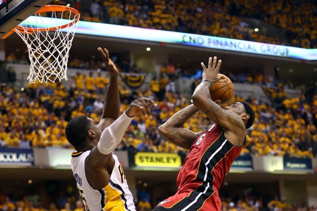 Indiana Pacers vs. Miami Heat: Game 7 Preview, TV Info and Predictions