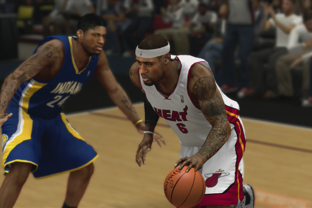 What NBA 2K13 Can Tell Us About Heat vs. Pacers Game 7