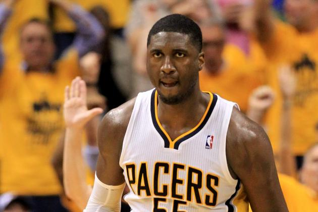 Roy Hibbert Fined $75,000 for Controversial Postgame Remarks