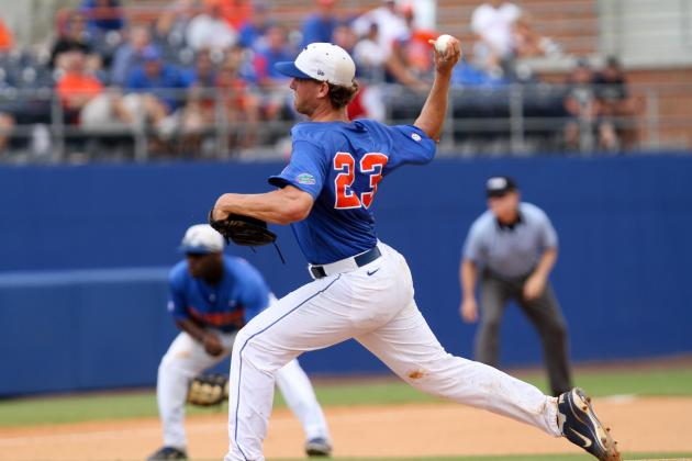Jonathan Crawford: Prospect Profile for Detroit Tigers' 1st-Round Pick