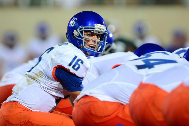 Boise State Football: Over/Under 2013 Win Total Predictions for the Broncos