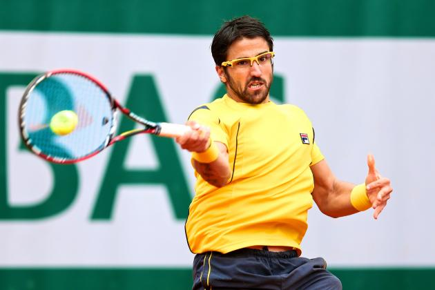 Janko Tipsarevic Apologizes for Cursing at Fans During French Open