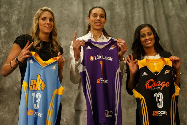 Breaking Down Skylar Diggins and Elena Delle Donne's First WNBA Showdown
