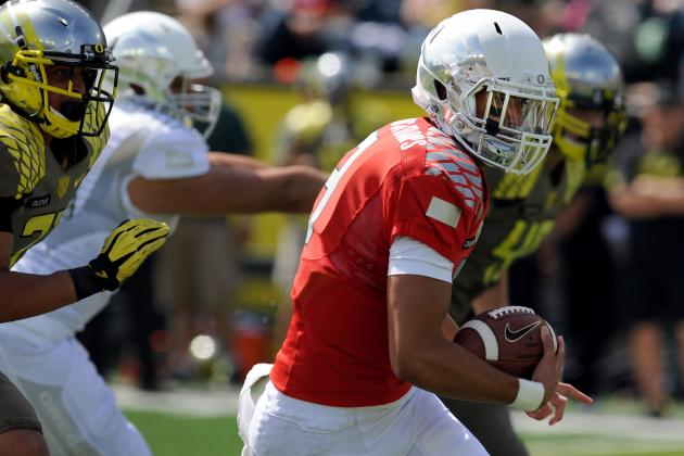 Oregon Football: Over/Under Win Total Predictions for the Ducks