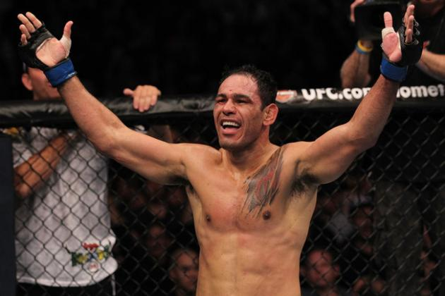 Antonio Rogerio Nogueira's Future in UFC Could Be in Danger Following Injury